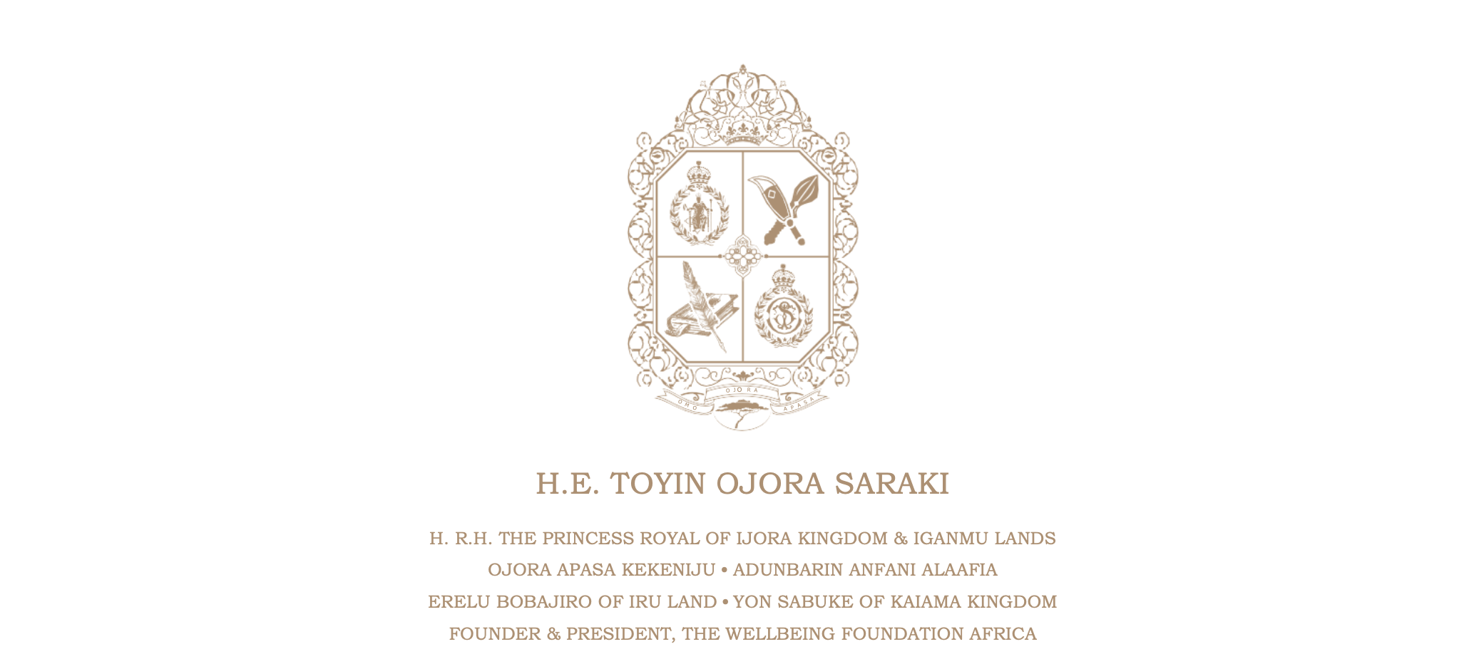 ERELU BOBAJIRO OF IRU LAND TRADITIONAL IWUYE CEREMONY & THE PRINCESS ROYAL OF IJORA KINGDOM AND IGANMU LANDS HOMECOMING APESIN PROCESSION